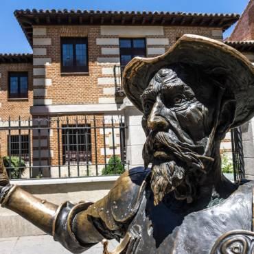Los actuales Tribunales españoles y El Quijote.